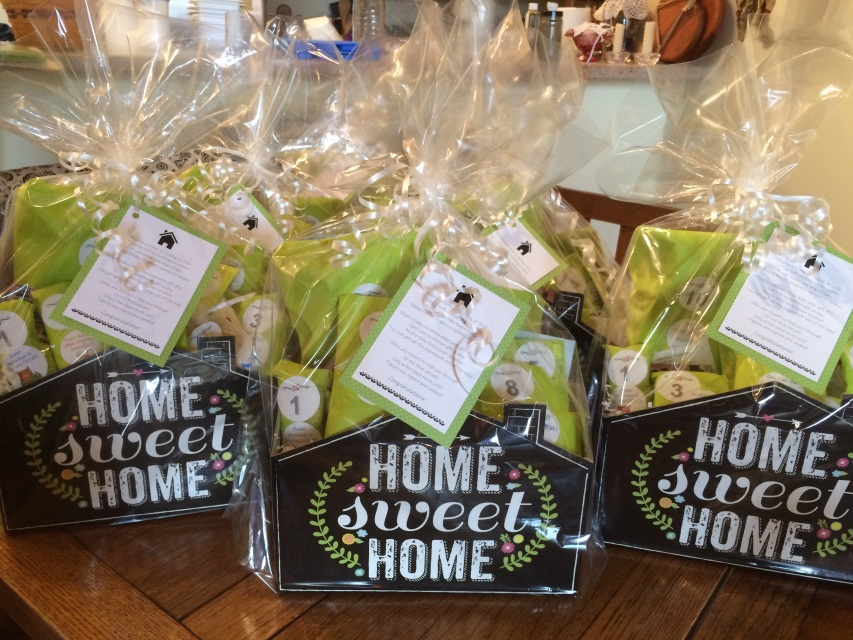 'Countdown to Closing' Gift Basket for Realtors